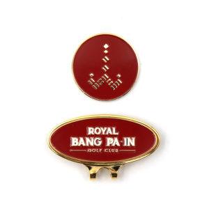 Logo-Ball Marker-Hat Clip