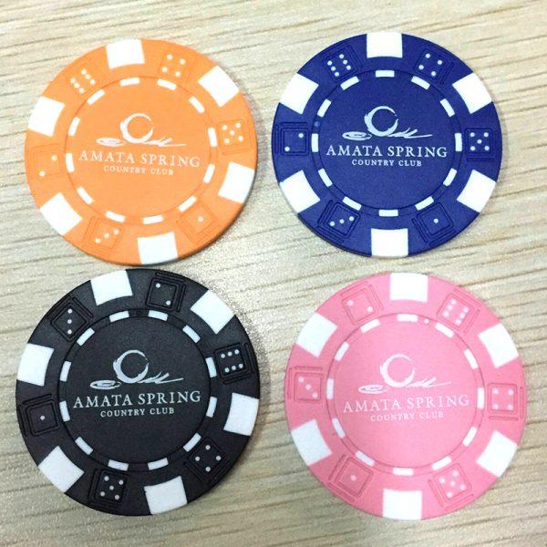 Logo-Print-Poker-chip-marker