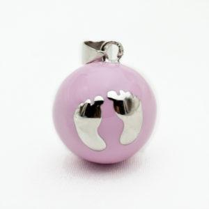 Babyfeet-RH-Pink-Enamel