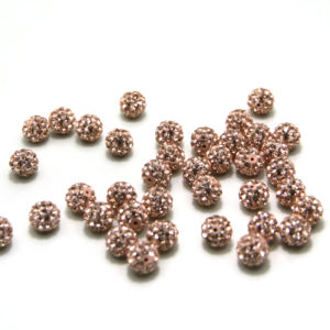 CrystalPaved-Bead-6mm-LtPeach
